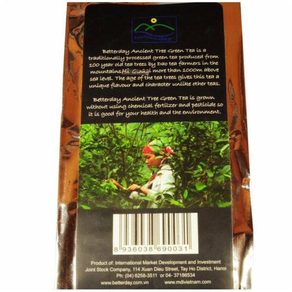 HAGIANG ANCIENT GREEN TEA - novinka 2016